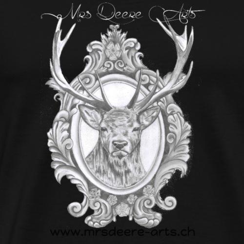 Mrs.Deere Arts - Männer Premium T-Shirt
