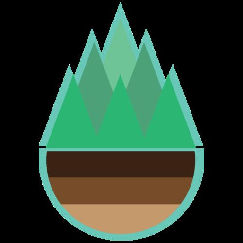 Wald | Natur Baum Erde Bäume - Männer Premium T-Shirt