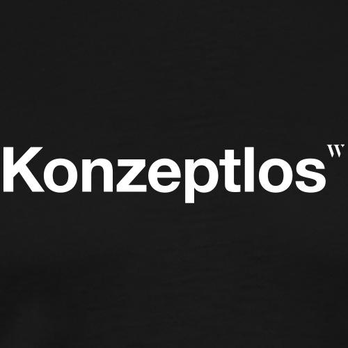 Konzeptlos - Männer Premium T-Shirt