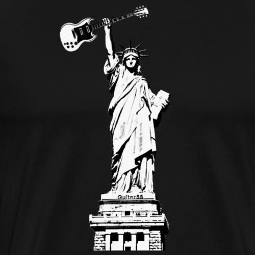 Liberty Rocks! - Men's Premium T-Shirt