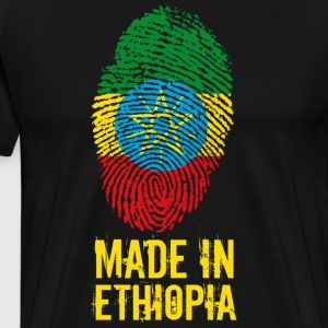 Made In Ethiopia / Ethiopia / ኢትዮጵያ - Men's Premium T-Shirt