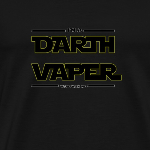 Darth Vaper - Men's Premium T-Shirt
