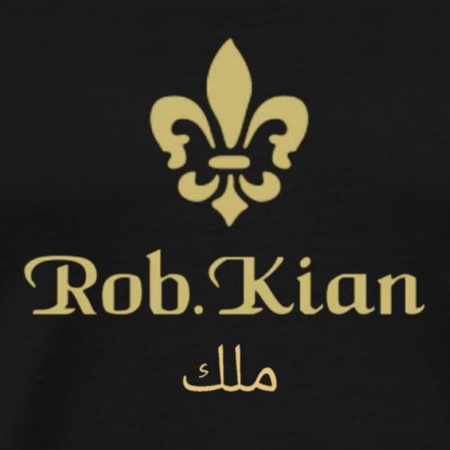 ROB.KIAN - Männer Premium T-Shirt