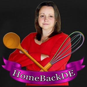 HomeBackDE - Männer Premium T-Shirt
