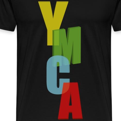 ymca - T-shirt Premium Homme
