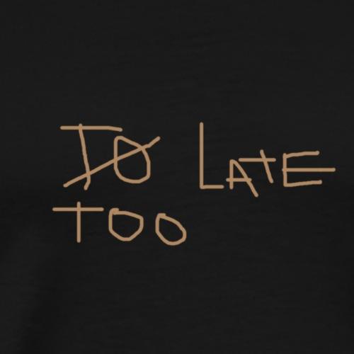 for sent - Herre premium T-shirt