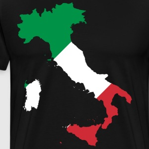 FORZA ITALIA COLLECTION 2017 - T-shirt Premium Homme