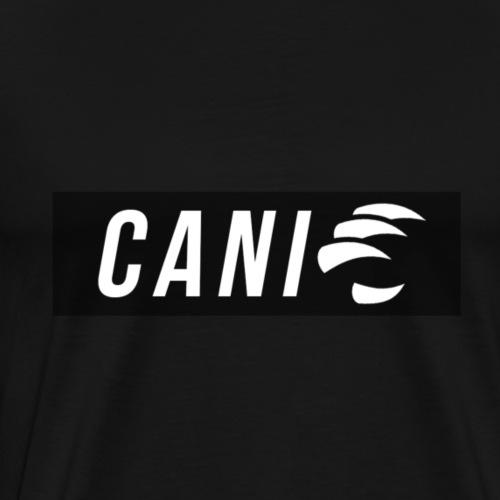 Cani mit Klaue - Männer Premium T-Shirt