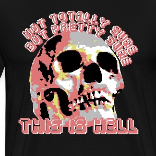 Hellscape - Men's Premium T-Shirt