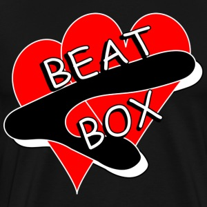 BEAT BOX! - T-shirt Premium Homme
