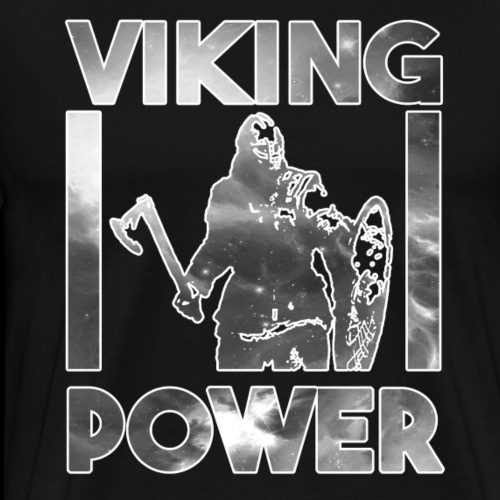 Viking Power - Männer Premium T-Shirt