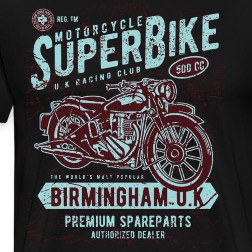 Super Bike Motorcycle - Männer Premium T-Shirt