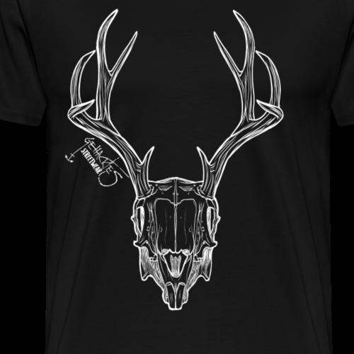 Geweih I - Männer Premium T-Shirt
