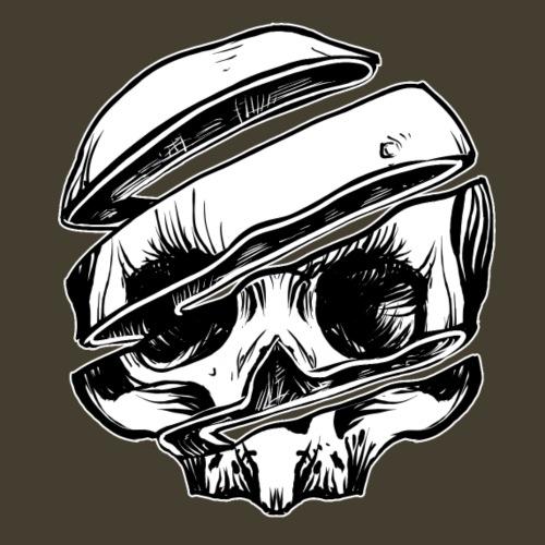 Corte de cráneo - Camiseta premium hombre