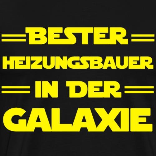 Heizungsbauer - Bester Heizungsbauer - Männer Premium T-Shirt