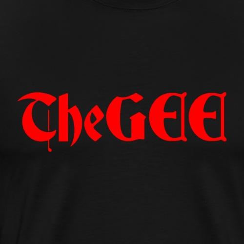 thegee gang - Men's Premium T-Shirt