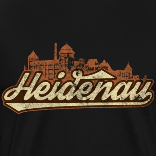 Heidenau TEE - Männer Premium T-Shirt