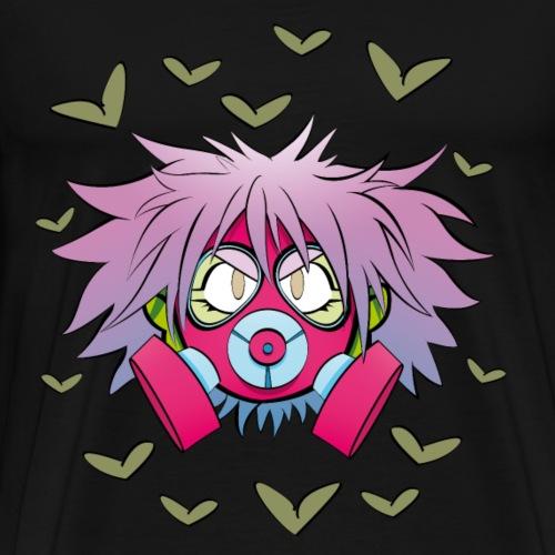ZUSHIE: Liebe liegt in der Luft - Männer Premium T-Shirt
