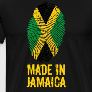 Made In Jamaica / Made in Jamaica - Premium-T-shirt herr