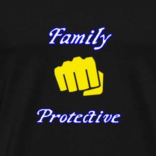Family Protective - Men's Premium T-Shirt