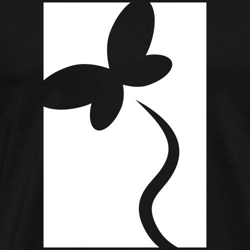 NeedRent logo - Herre premium T-shirt