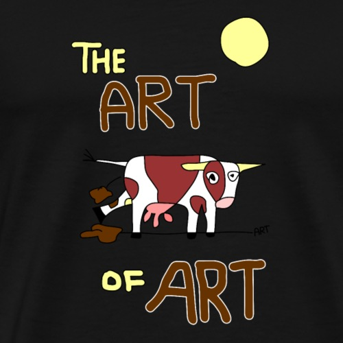 the ART of ART - Männer Premium T-Shirt