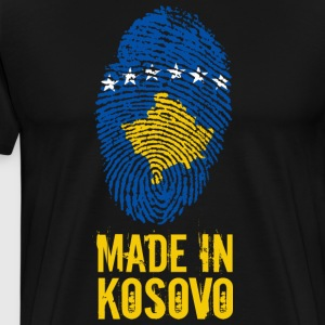 Made in Kosovo / Made in Kosovo Kosova Kosovë - T-shirt Premium Homme