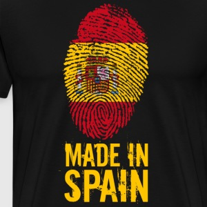 Made In Spain / Spania / España - Premium T-skjorte for menn