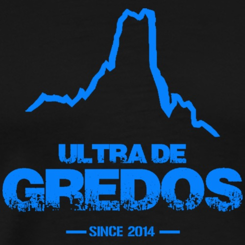 Since 2014 azul - Camiseta premium hombre