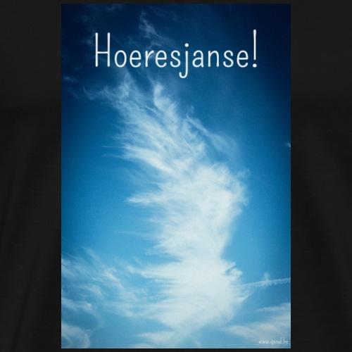 Hoeresjanse! - Mannen Premium T-shirt