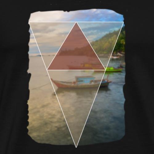 Summer Season - Männer Premium T-Shirt