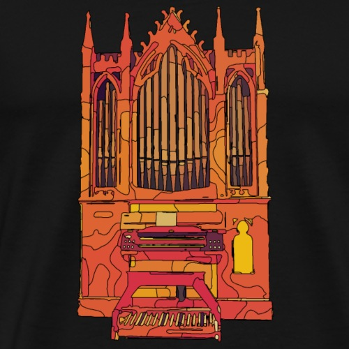 sacral2 - Männer Premium T-Shirt