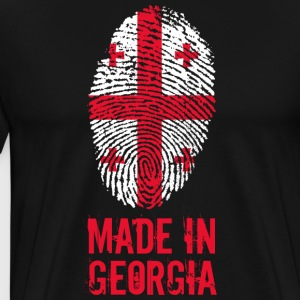 Fabriqué en Géorgie / Made in Georgia საქართველო - T-shirt Premium Homme