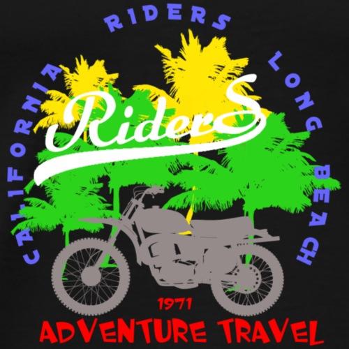 ridercalifornia - T-shirt Premium Homme