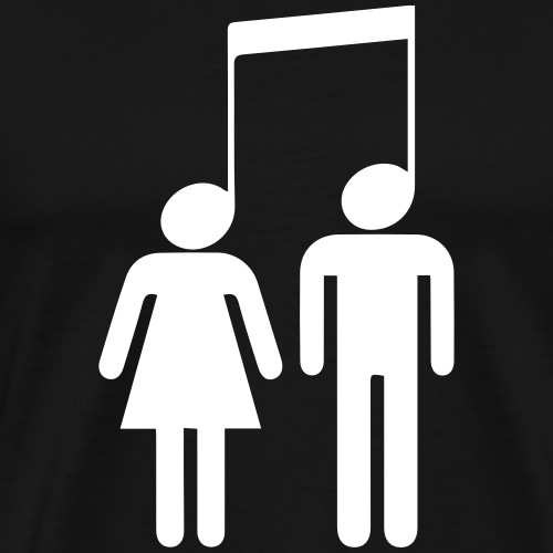 Musicconnect - Men's Premium T-Shirt