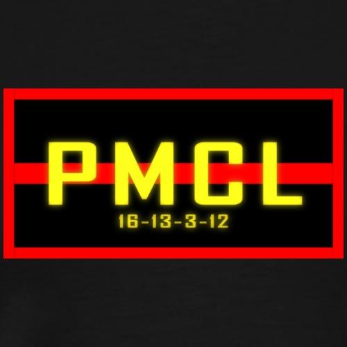 PMCL Gold - Männer Premium T-Shirt