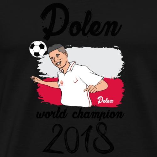 Polen Tshirt - Männer Premium T-Shirt