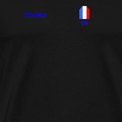 Shades logo - T-shirt Premium Homme