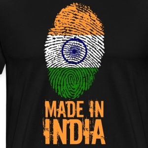 Made in India / Made in India - Camiseta premium hombre