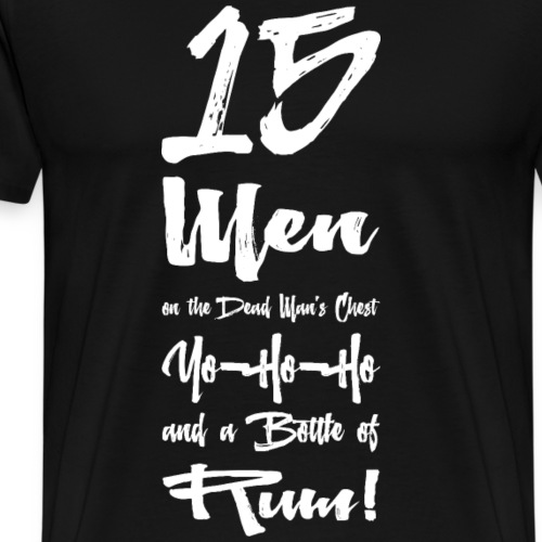 TREASURE ISLAND - Männer Premium T-Shirt
