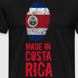 Made In Costa Rica - T-shirt Premium Homme