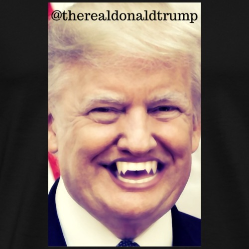 The Real Donald Trump - Männer Premium T-Shirt