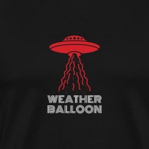 Weather Balloon - Men's Premium T-Shirt
