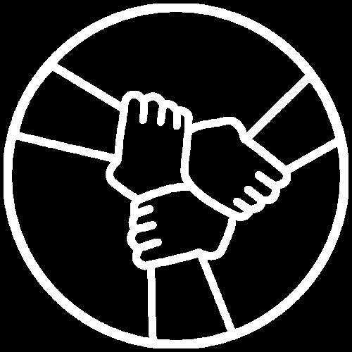 Three Way Handshake - Men's Premium T-Shirt