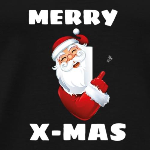 MERRY X-MAS - Männer Premium T-Shirt