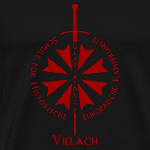 T shirt front VL - Männer Premium T-Shirt