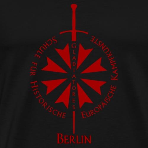 T shirt front B - Männer Premium T-Shirt