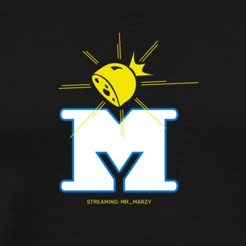 Mr. Marzy (Dark) - Männer Premium T-Shirt