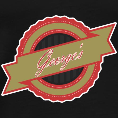 Vintagelogo1 - Männer Premium T-Shirt