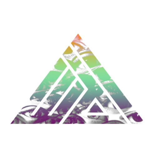 Edi Logo Eye Rainbow - Mannen Premium T-shirt